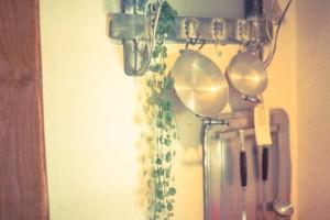 キッチンリフォーム DIY画像