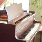 グランドピアノ 床補強画像