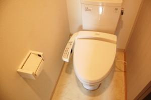トイレリフォーム日本水道画像