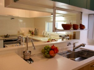 リフォーム キッチン値段画像