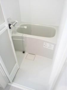 浴室 扉 修理画像