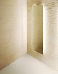 エコカラット 玄関 鏡画像