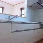 リフォーム ナカヤマ システムキッチン画像