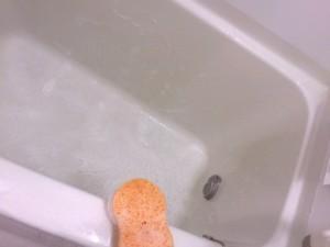 おそうじ浴槽 評判画像