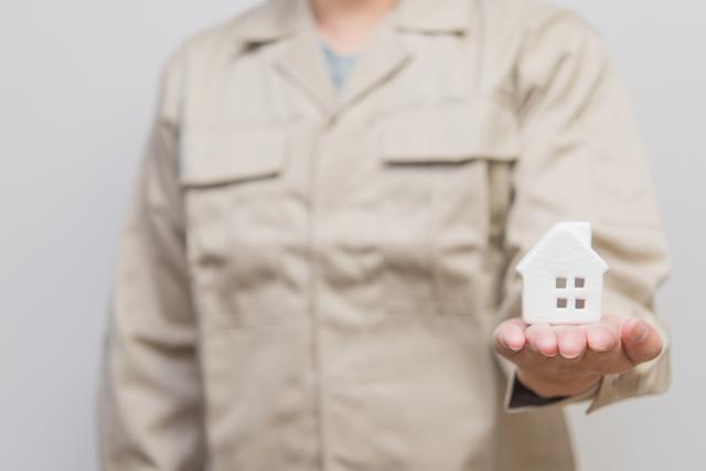 住宅 リフォーム 業界画像